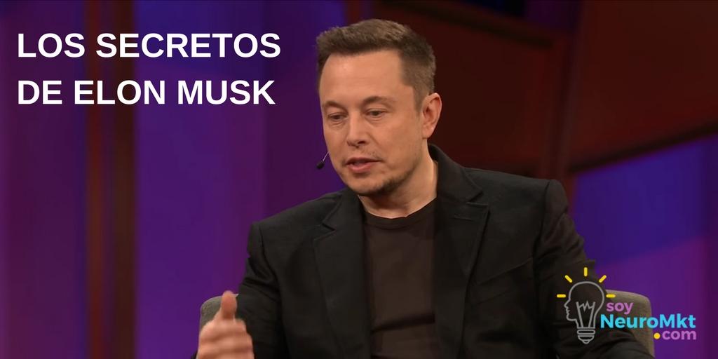 Los Secretos de Elon Musk