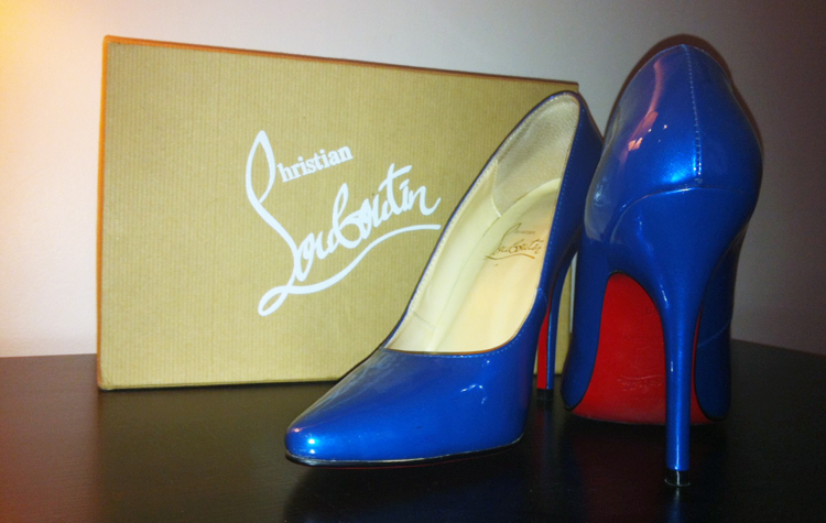 louboutin boutique contrefacon