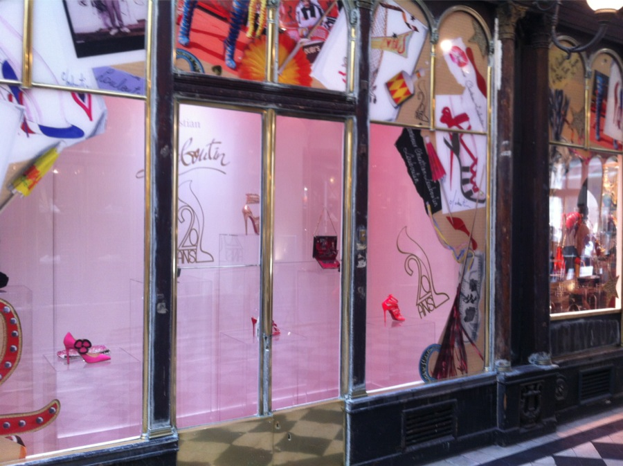 louboutin boutique paris adresse