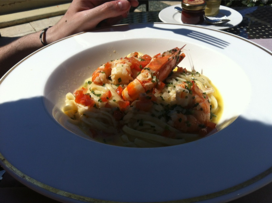 Gambas Hotel Normandy Deauville