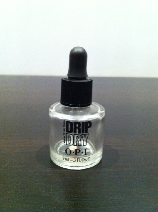 Drip Dry OPI