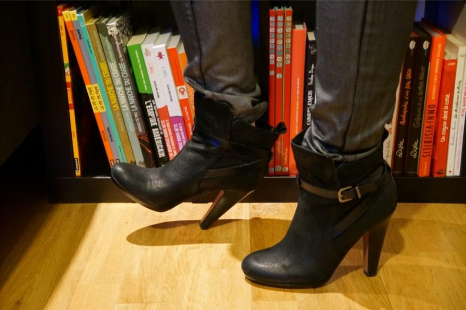 Boots Sivley Aldo