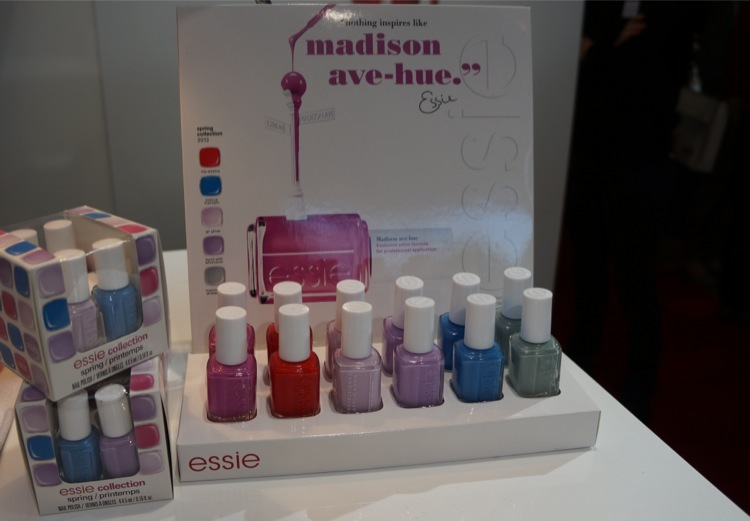 Essie collection Madison Ave-Hue