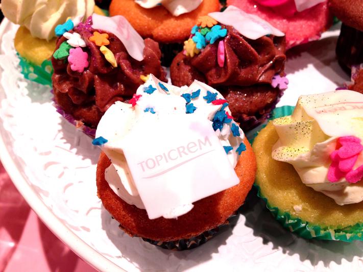 Topicrem Cupcake