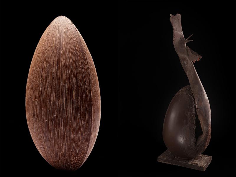 Chocolat Patrick Roger creation