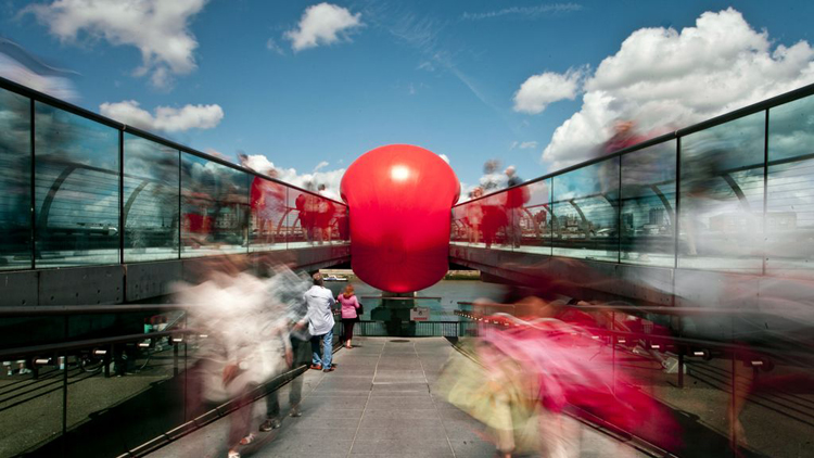Red Ball Project London