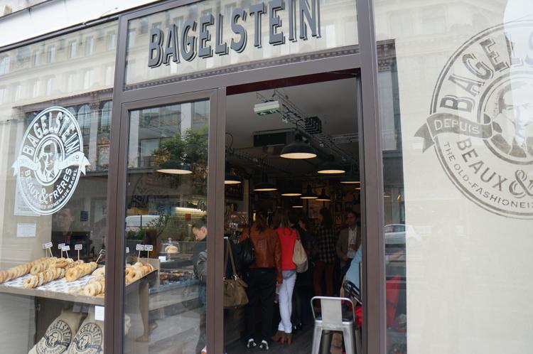 Bagelstein Bagel Paris Réaumur Sentier