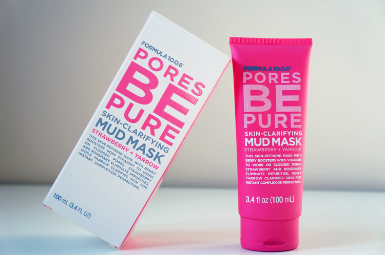 Pores Be Pure Formula 10.0.6 masque avis test