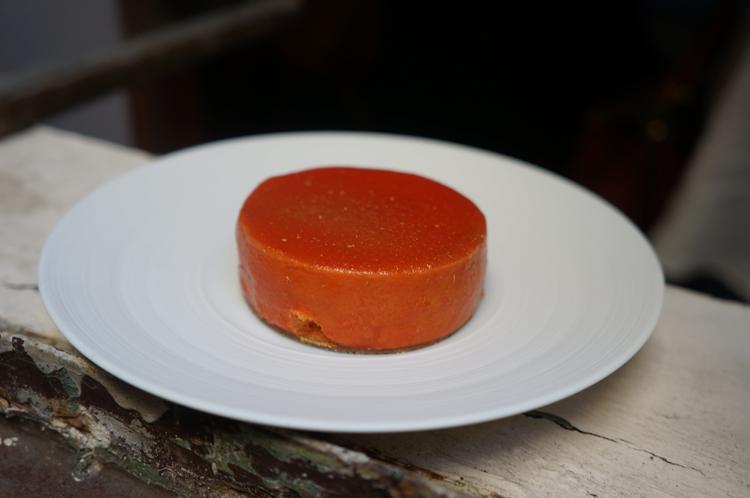 Soirée Tomate sur le gateau Mutti Conticini