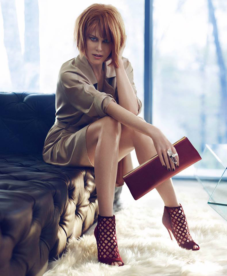 Jimmy Choo Nicole Kidman - Autumn-Winter 2013 - Mikael Jansson