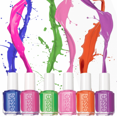 Essie Neon Collection Summer 2013 Dj play that song