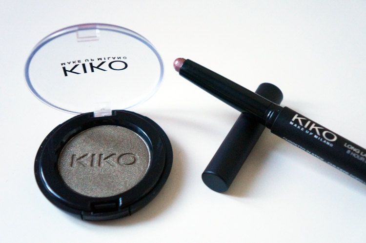 Kiko fard 117 Long lasting stick eyeshadow 05 - Swap Beauté blog