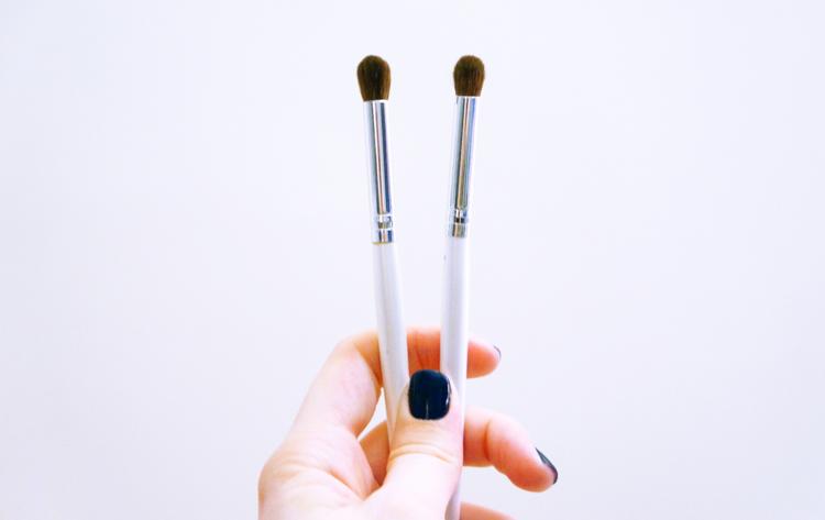 Pinceaux blender ELF test avis - swap beauté