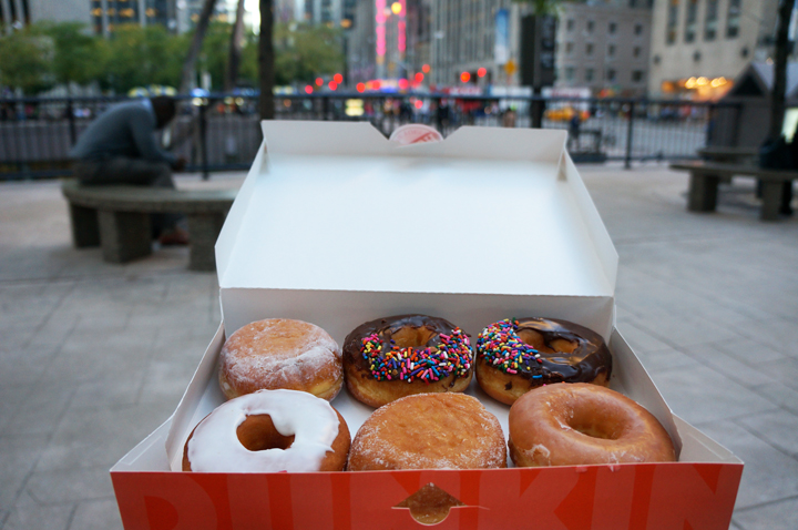 Dunkin' Donuts NYC
