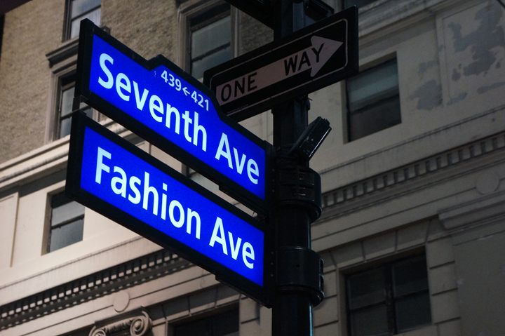 Fashion Avenue New York