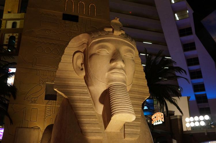Vegas LV Luxor Hotel