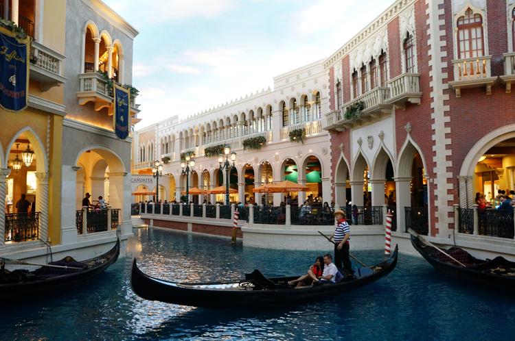 Vegas LV Venetian Hotel