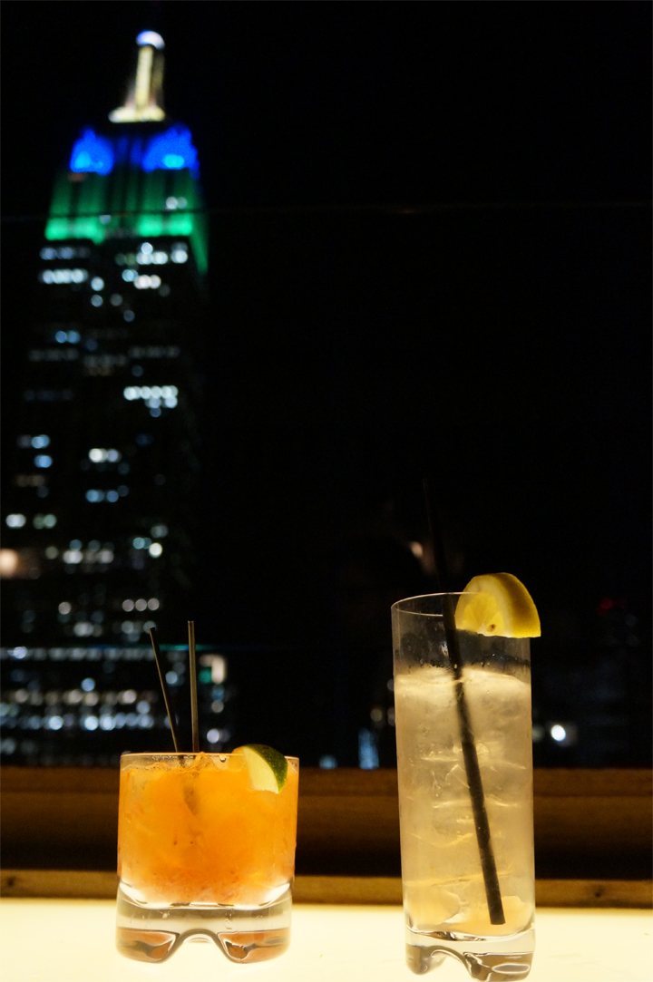 Top of the Strand Bar NYC