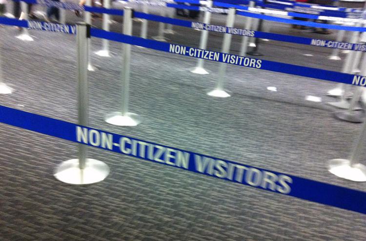 Voyage USA - douane astuce conseils à savoir