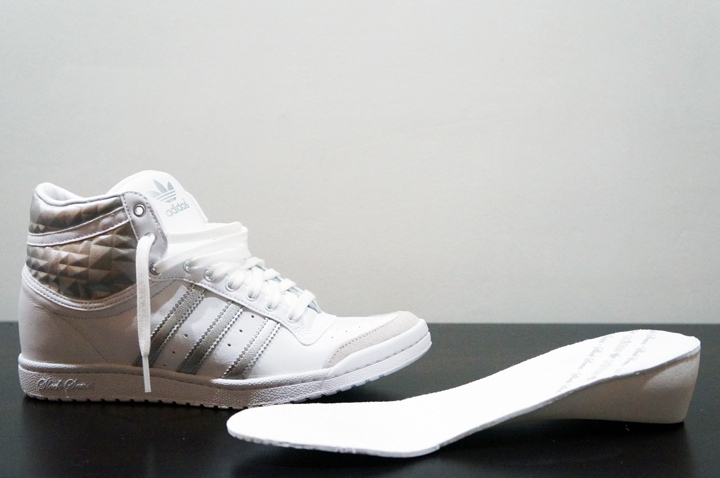 Sneakers Top Ten Hi Sleek Heel Adidas talons
