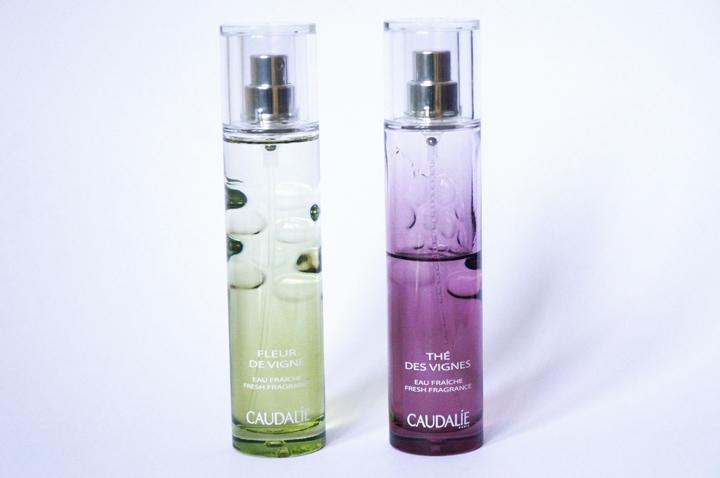 Eau de fraicheur Caudalie avis parfum thé des vignes / fleur de vigne avis