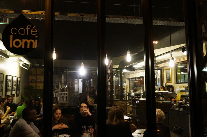 Café Lomi Paris avis