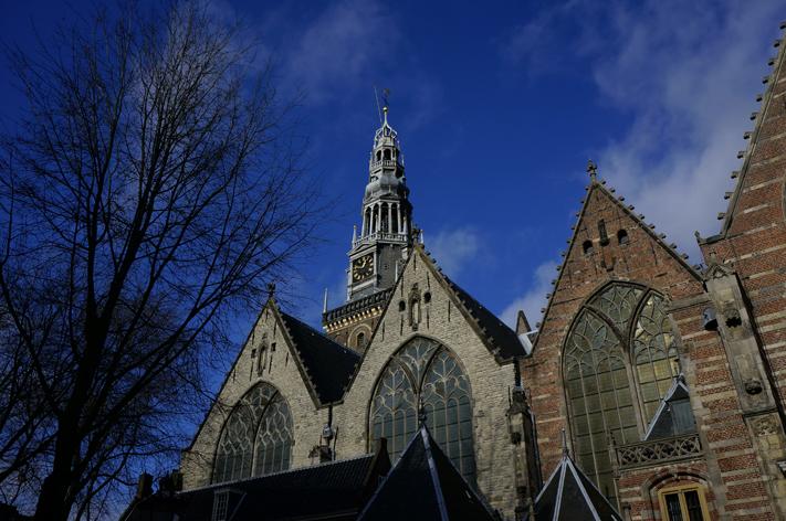 Amsterdam Weekend Clocher