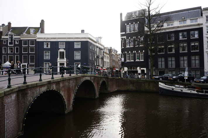 Amsterdam Weekend canaux