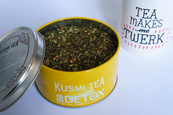 Kusmi Tea Thé BB Detox avis