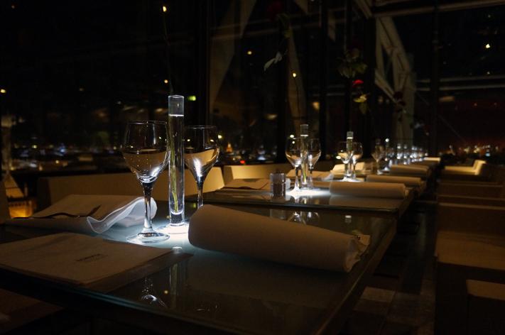 Restaurant Le Georges Paris Costes Beaubourg avis
