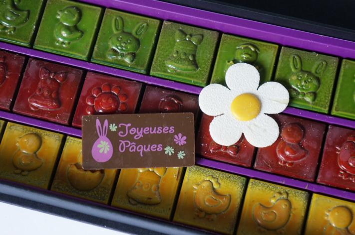 Chocolats paques Franck Kestener Paris avis