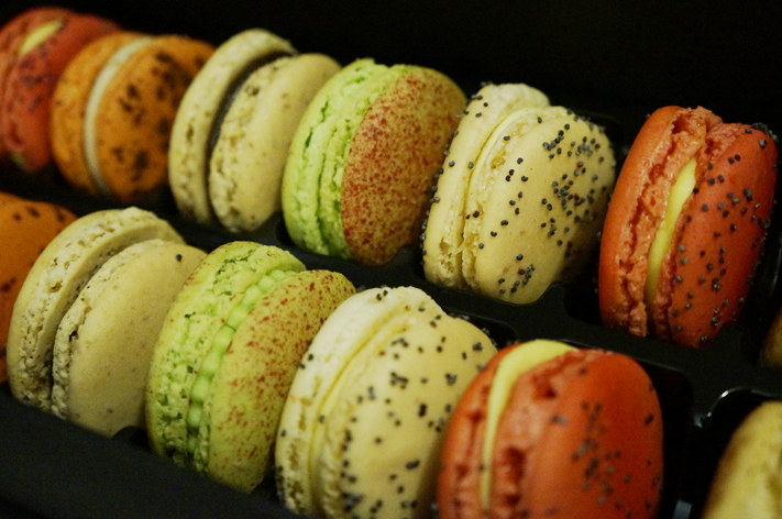 Macarons Franck Kestener Paris avis