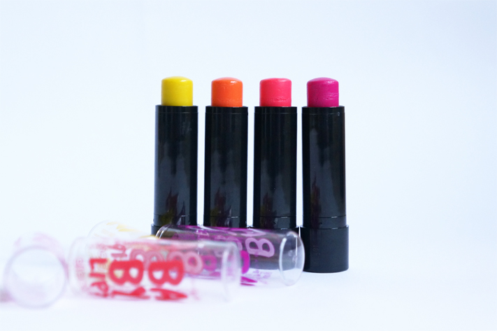 Baby Lips Electro babylips test avis Gemey Maybelline swatch
