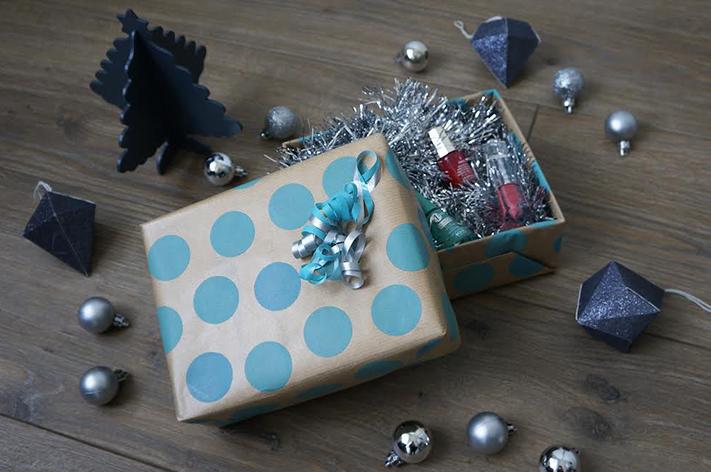 Océan de Cadeau concours Sephora - DIY Beauty Box