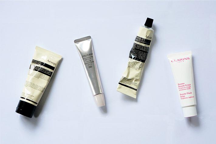 Soin Visage - Calrins Aesop Shiseido