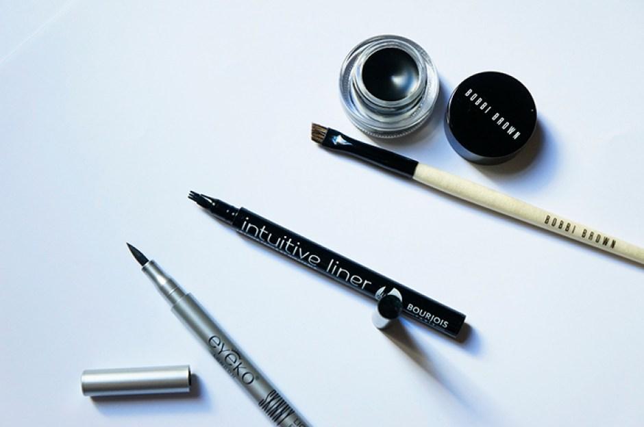 Eyeliner comparatif bourjois eyeko bobbi brown avis test astuces