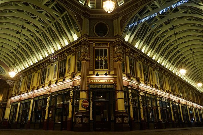 Londres Leadenhall Market