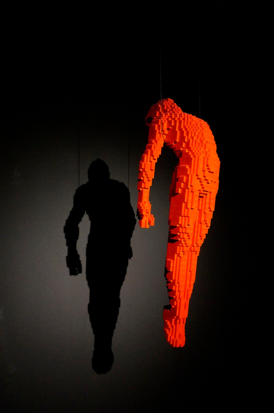 The Art of the Brick - expo Lego paris avis