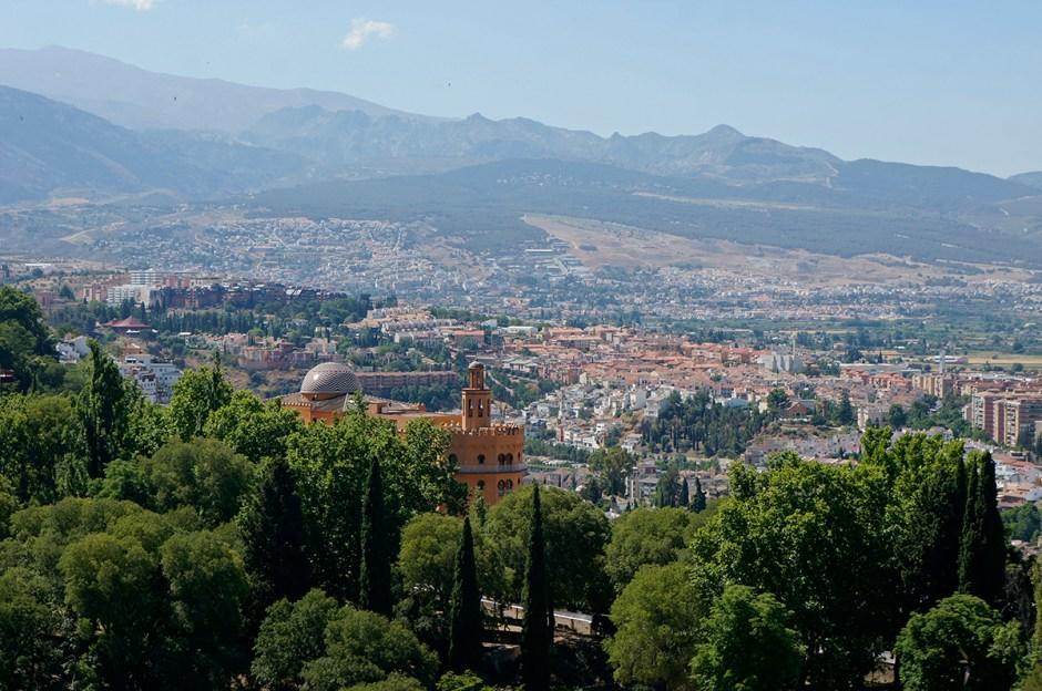 Grenade Granada Espagne - vacances (3)