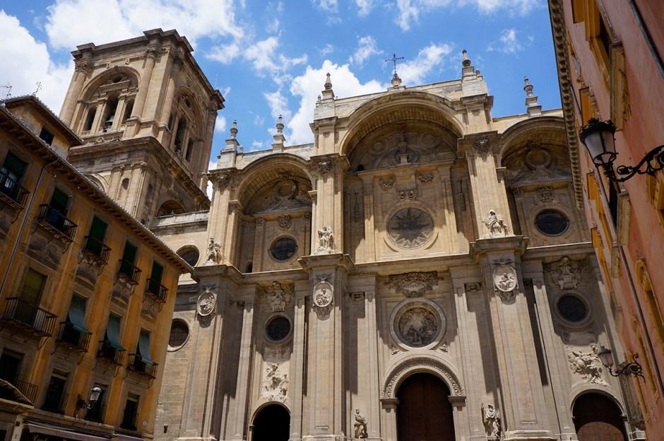Grenade Granada Espagne - vacances (4)