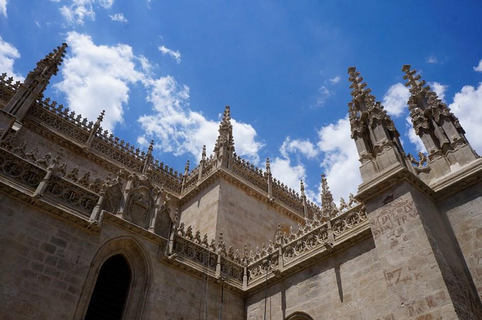 Grenade Granada Espagne - vacances (7)