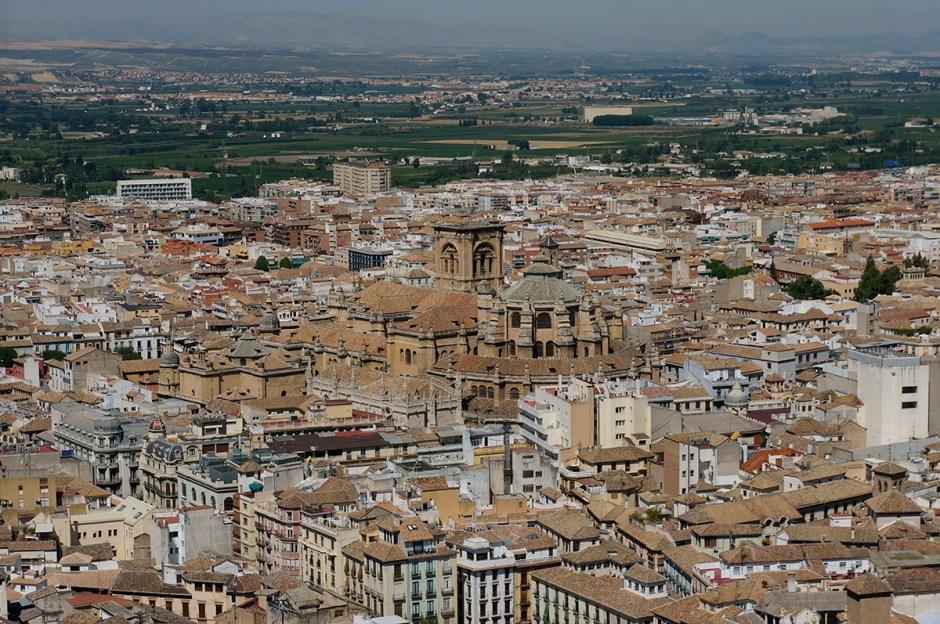 Grenade Granada Espagne - vacances