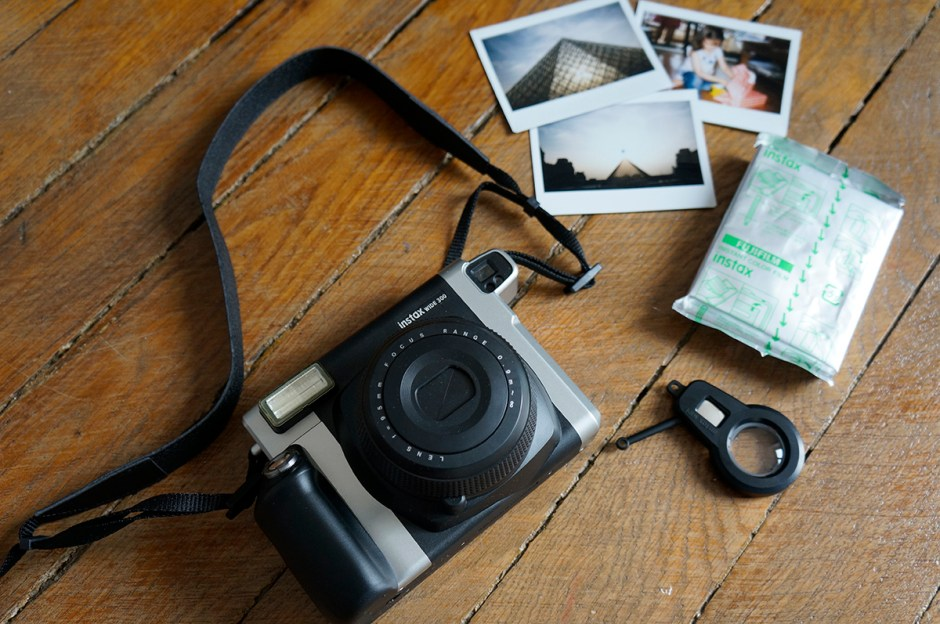 Instax Wide 300 test avis review