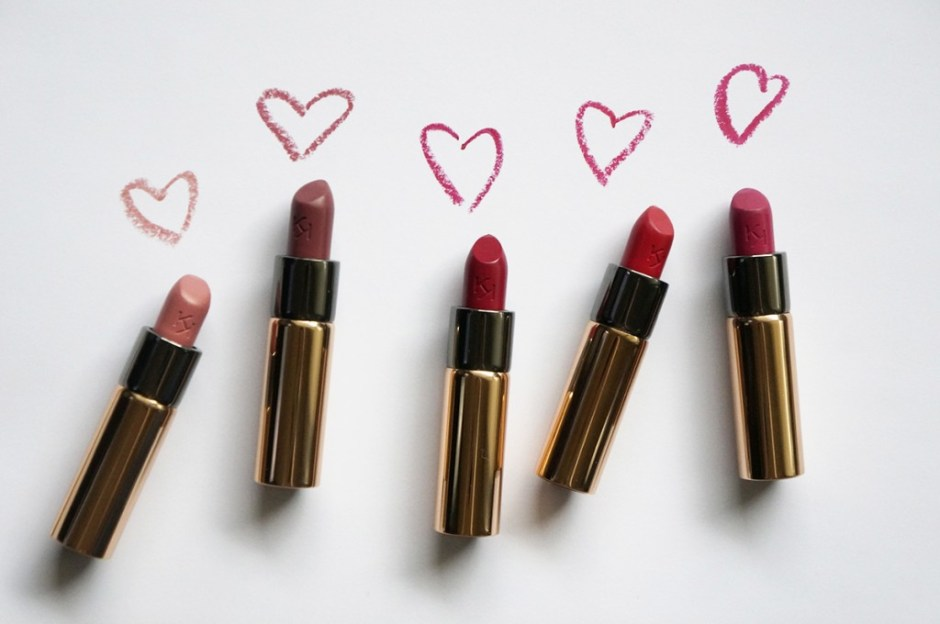 Kiko-Gossamer-Emotion-Creamy-rouge-a-levres-avis-test-swatchs-102-109-111-112-127