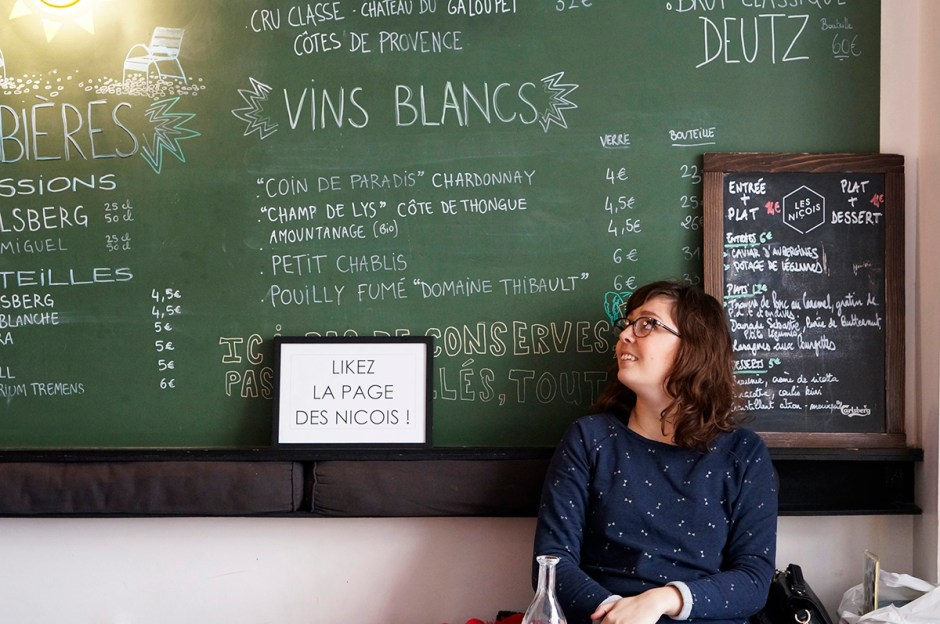 Déjeuner Restaurant Bar Petanque Les Niçois Paris avis