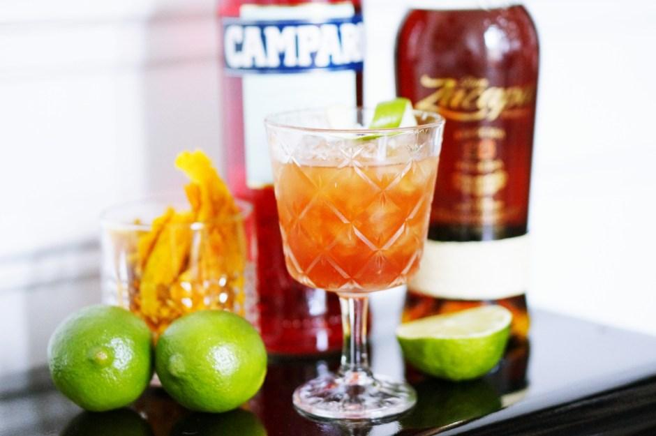 Recette cocktail One&Only Ocean Club #DESTINATIONSDISTILLED