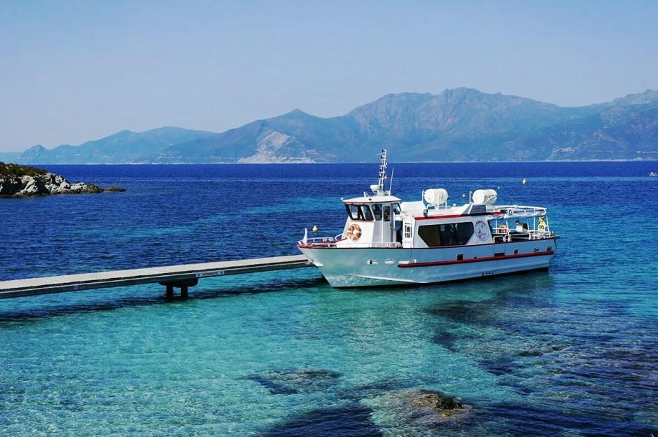 corse plage du lotu vacances 2016 bateau popeye