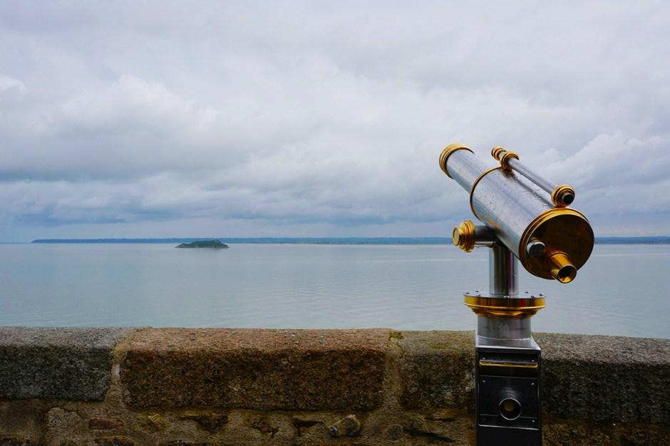 Mont Saint Michel grande maree mere poulard avis sejour 2