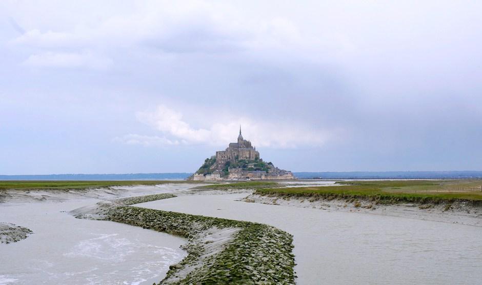 Mont Saint Michel grande maree mere poulard avis sejour