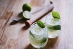 cocktail gin basilic concombre recette frais leger